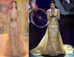 Zhang Ziyi In Zuhair Murad Couture - 4th Beijing Film Festival Opening Ceremony