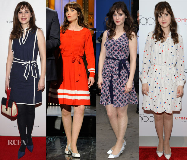 Zooey Deschanel 'To Tommy, From Zooey'