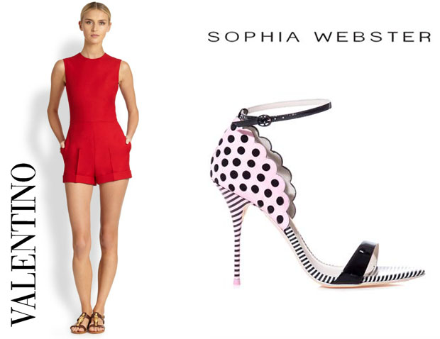 olivia munn sophia webster yinka sandals