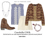 Net-A-Porter's Coachella Cool Edit