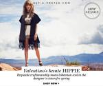 Valentino's Haute Hippie