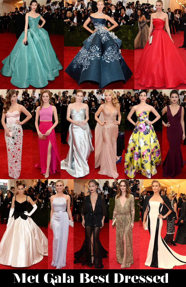 2014 Met Gala Best Dressed 2