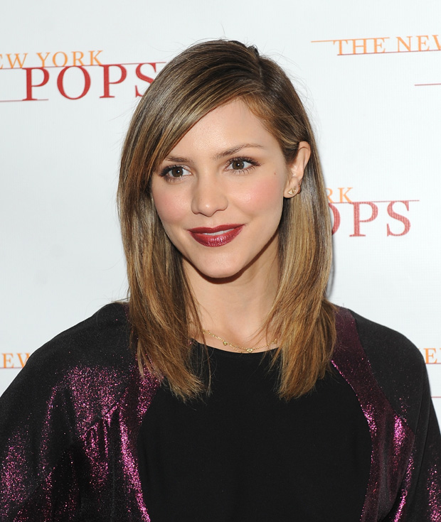 Katharine McPhee in Gucci