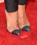 Mel B's Christian Louboutin shoes