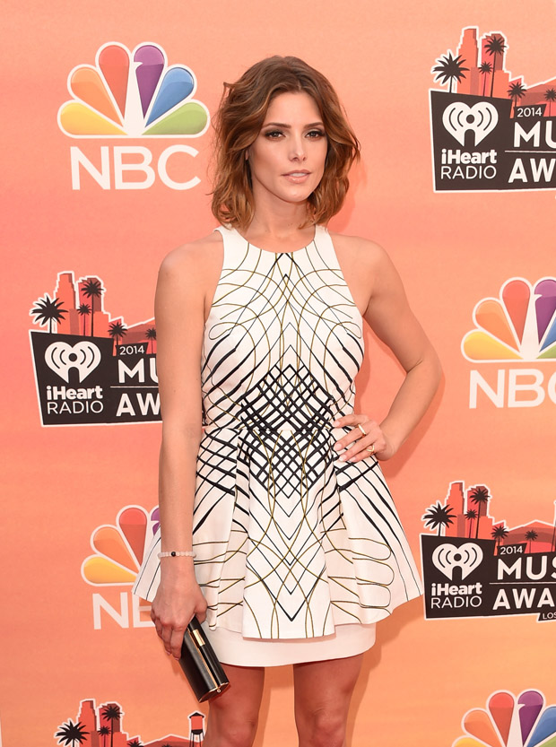 Ashley Greene in Sass & Bide