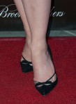 Christina Hendricks' Louboutin pumps