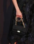 Kim Raver's Lanvin bag