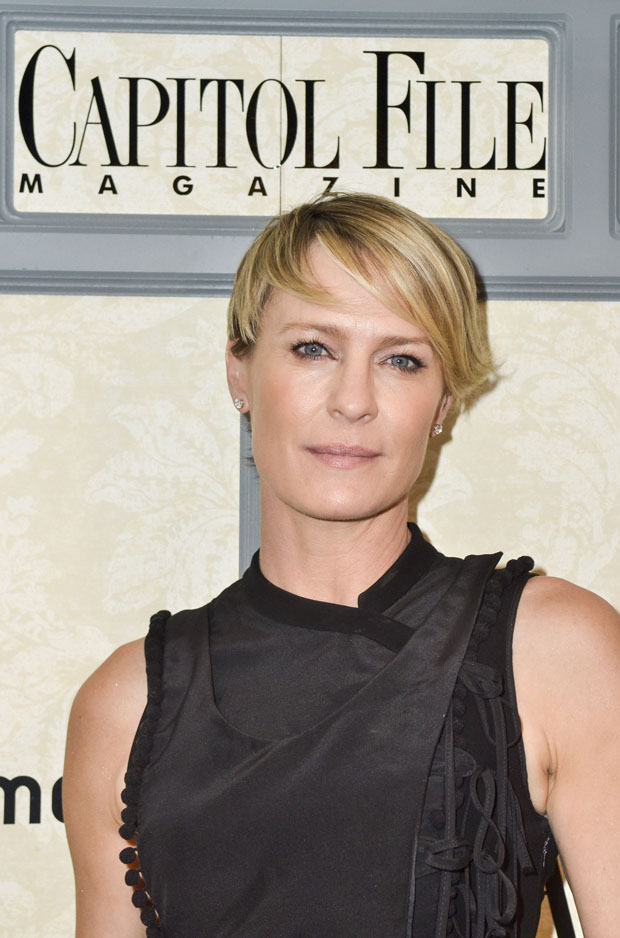 Robin Wright in Altuzarra