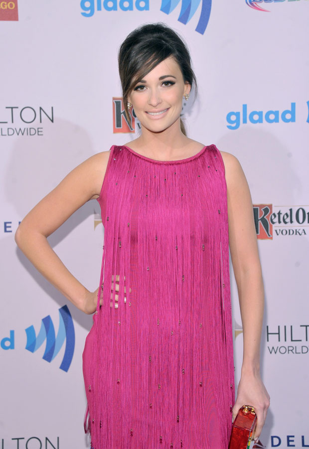 Kacey Musgraves in Azzaro