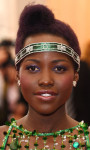 Get The Look: Lupita Nyong'o's Met Gala Makeup