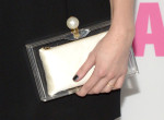 Emma Roberts' Charlotte Olympia clutch