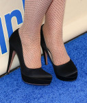 Zooey Deschanel's shoes