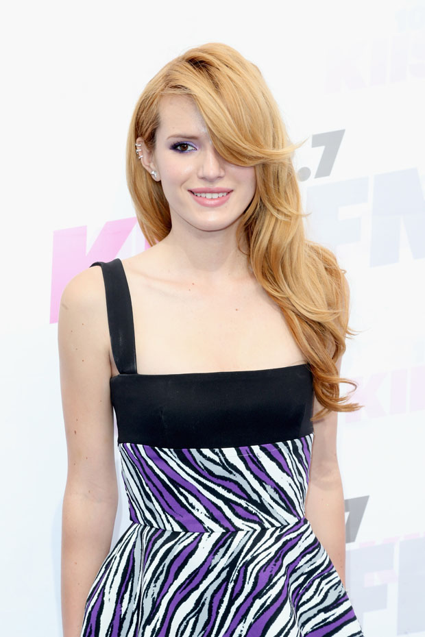 Bella Thorne in Fausto Puglisi