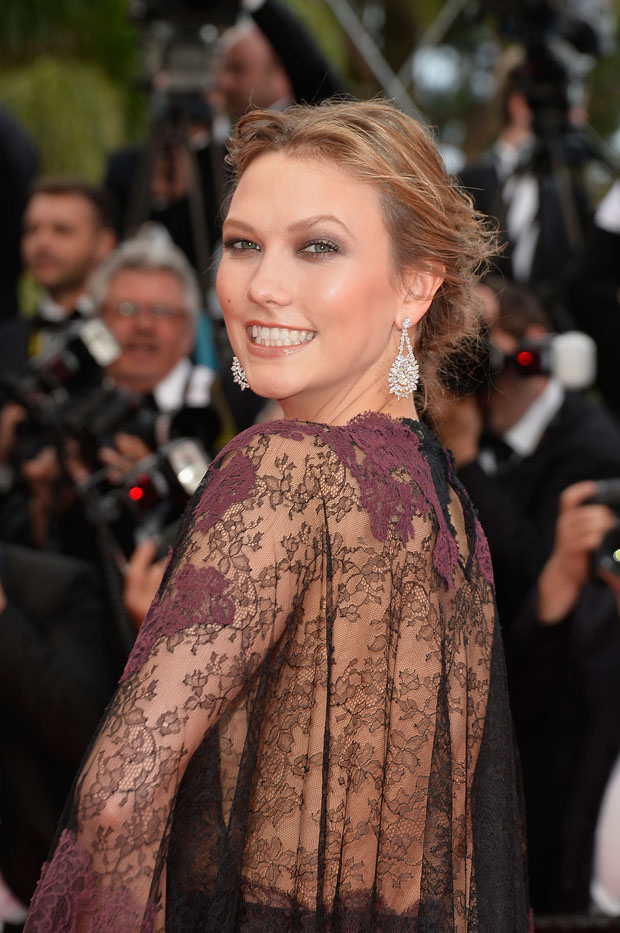 Karlie Kloss in Valentino