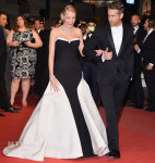Blake Lively In Gucci Première & Ryan Reynolds In Gucci - 'Captives' Cannes Film Festival Premiere