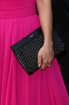 Salma Hayek's Saint Laurent clutch