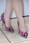 Jessica Chastain's shoes