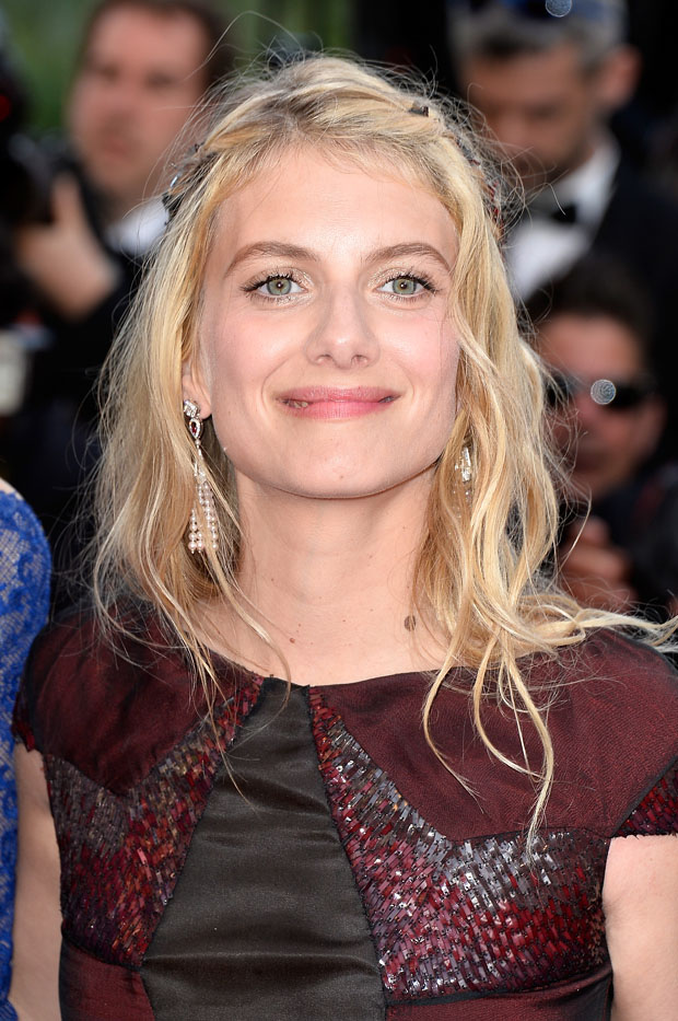Melanie Laurent in Maxime Simoëns
