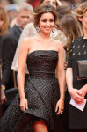 Cheryl Cole in Monique Lhuillier