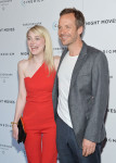 Dakota Fanning in Roland Mouret