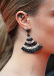Cara Delevingne's De Grisogono earrings