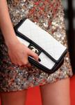 Cara Delevingne's Chanel clutch