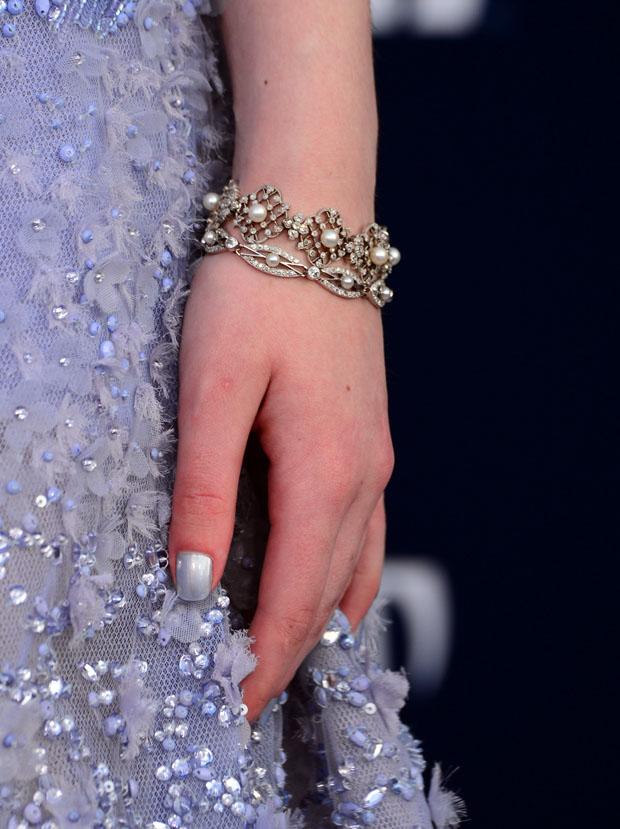 Elle Fanning in Elie Saab Couture