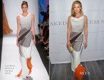 Ali Larter In Carolina Herrera - Naked Princess Flagship Boutique Opening