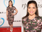 America Ferrera In Givenchy - 13th Annual Women Who Care Event