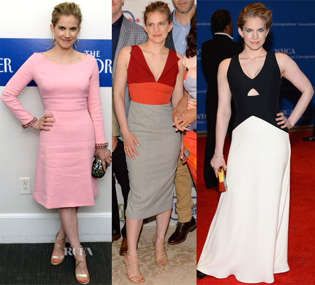 Anna Chlumsky's White House Correspondents' Dinner Weekend
