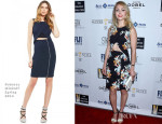 AnnaSophia Robb In Rebecca Minkoff - Creative Coalitions Gala Benefit Dinner