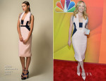 Anne Heche In Bibhu Mohapatra - 2014 NBC Upfront Presentation