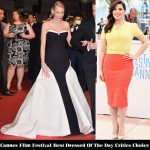 Cannes Film Festival Best Dressed Of Day 3 Critics' Choice