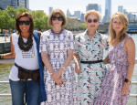 Donna Karan, Anna Wintour, Carolina Herrera, Claire Danes