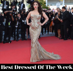 Best Dressed of The Week - Aishwarya Rai in Roberto Cavalli, Ryan Gosling in Gucci & James McAvoy in Burberry Tailoring