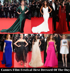 Who Was Your Best Dressed On Day 4 of Cannes Film Festival 2014?