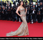 Cannes Film Festival Best Dressed Of Day 7 Critics' Choice