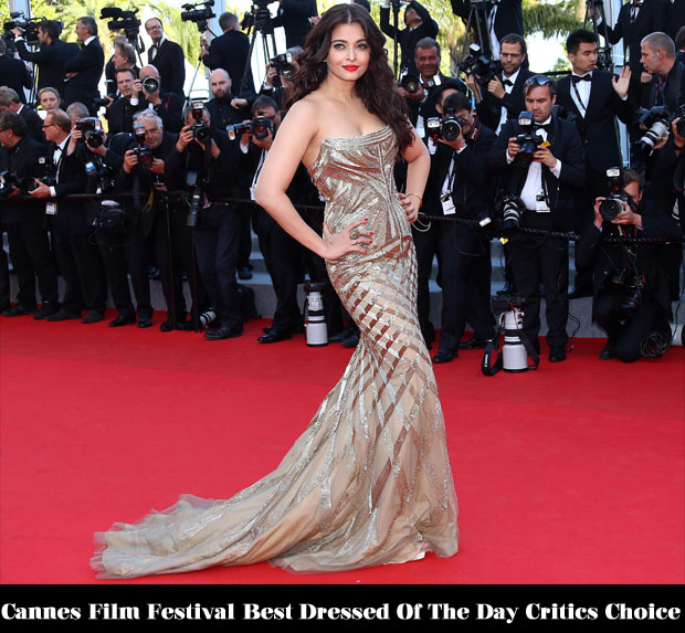 Cannes Critics Choice Best dressed