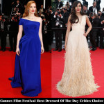 Cannes Film Festival Best Dressed Of Day 4 Critics' Choice