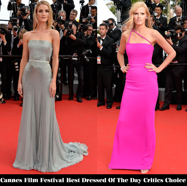 Cannes Film Festival Best Dressed Of Day 8 Critics' Choice
