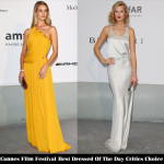 Cannes Film Festival Best Dressed Of Day 9 Critics' Choice