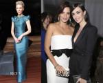 Cate Blanchett & Penelope Cruz In Armani Privé - Chopard Party