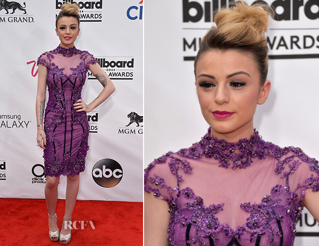 Cher Lloyd In Mikael D - 2014 Billboard Music Awards