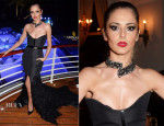 Cheryl Cole In Stéphane Rolland Couture - De Grisogono Fatale In Cannes Dinner Party