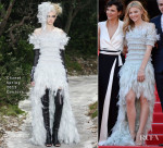 Chloe Moretz In Chanel Couture - 'Clouds Of Sils Maria' Cannes Film Festival Premiere