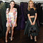 Christian Siriano's Fall 2014 LA Preview & Cocktail Party