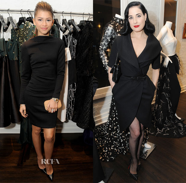 Christian Siriano's Fall 2014 LA Preview & Cocktail Party 2