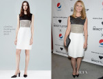Claire Danes In Narciso Rodriguez - Narciso Rodriguez Bottletop Collection Pepsi U.S. Launch