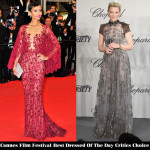 Cannes Film Festival Best Dressed Of Day 2 Critics' Choice