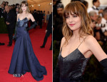 Dakota Johnson In Jason Wu - 2014 Met Gala